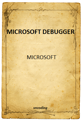 Microsoft Debugger