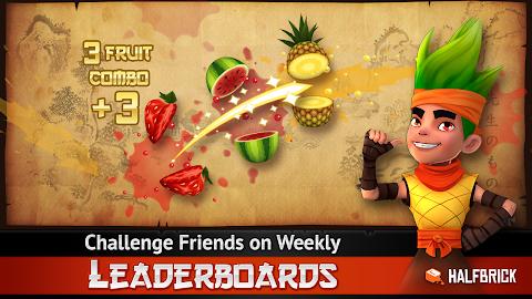 Fruit Ninja Free Screenshot 4