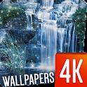 Waterfalls Wallpapers 4K icon