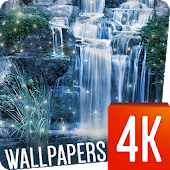 Waterfalls Wallpapers 4K