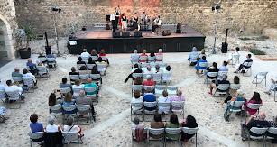 Uno de los conciertos llevados a cabo en el Castillo de San Andrés.