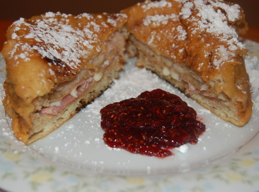 Bennigan S Monte Cristo Sandwich Recipe Just A Pinch Recipes