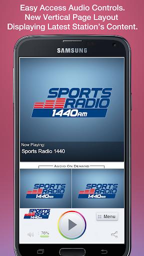 Sports Radio 1440