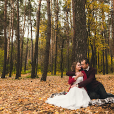 Wedding photographer Olya Repka (repka). Photo of 31.10.2017