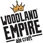 Logo of Woodland Empire Ale Neon Golden
