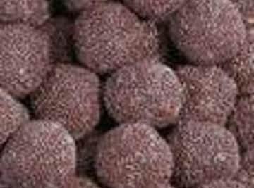 Rumkugeln/Grandma's German Rum Balls