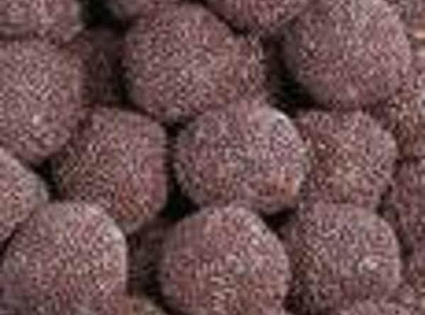 Rumkugeln/grandma's German Rum Balls Recipe