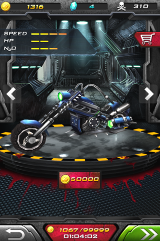 Death Moto 2 : Zombile Killer - Top Fun Bike Game 1.1.20 screenshots 1