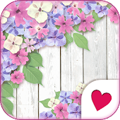 Cute wallpaper★Natural Garden