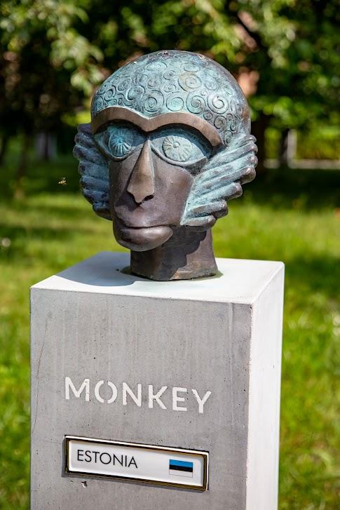 Aleja Małp, Ćmielów