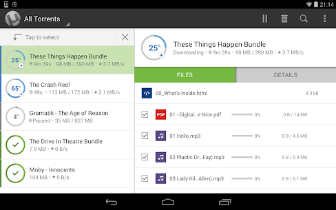 µTorrent Pro MOD APK 6.2.1 (Paid) 6