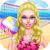 Fashion Doll: Beach Volleyball