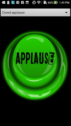 Applause Sounds Button HD hack tool