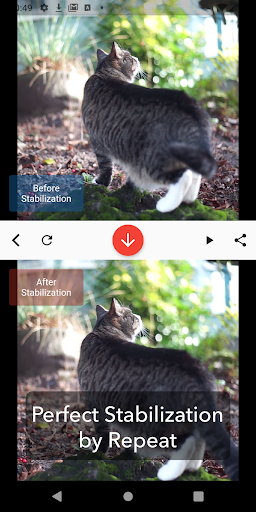 Deshake Video - Video Stabilization screenshot 4