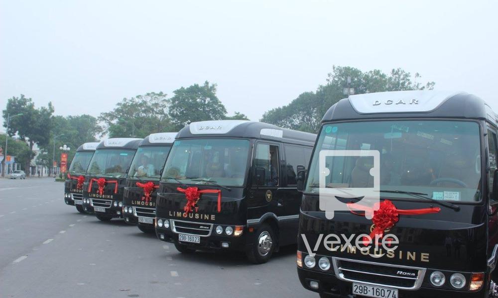 Xe Phúc Lộc Thọ từ Hà Nội đi Nam Định