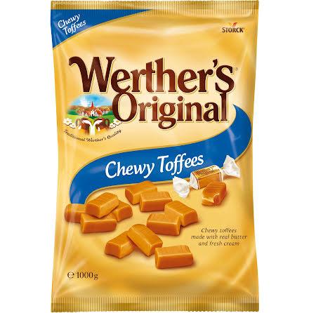 Werthers Original Toffee 1000g
