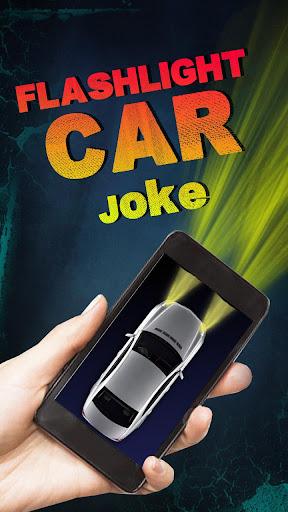 Flashlight Car Joke
