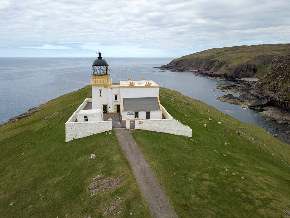 Latarnia morska Stoer Head, Szkocja