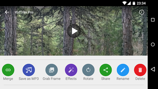 VidTrim Pro 2.6.1 Apk Free Download for Android 8
