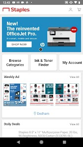 Staples® - Shopping App 6.15.1.18 (61510018) (Arm64-v8a + Armeabi + Armeabi-v7a + mips + x86 + x86_64)