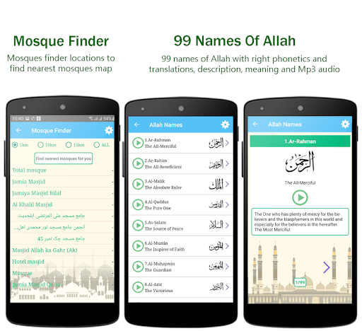 Muslim Prayer Pro with Azan, Quran & Qibla Compass screenshot 15