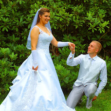 Wedding photographer Aleksandr Slavin (fotman). Photo of 17.10.2017