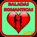 Baladas Románticas Gratis icon