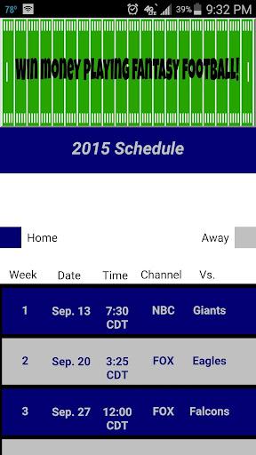 Dallas Football Fan App Lite