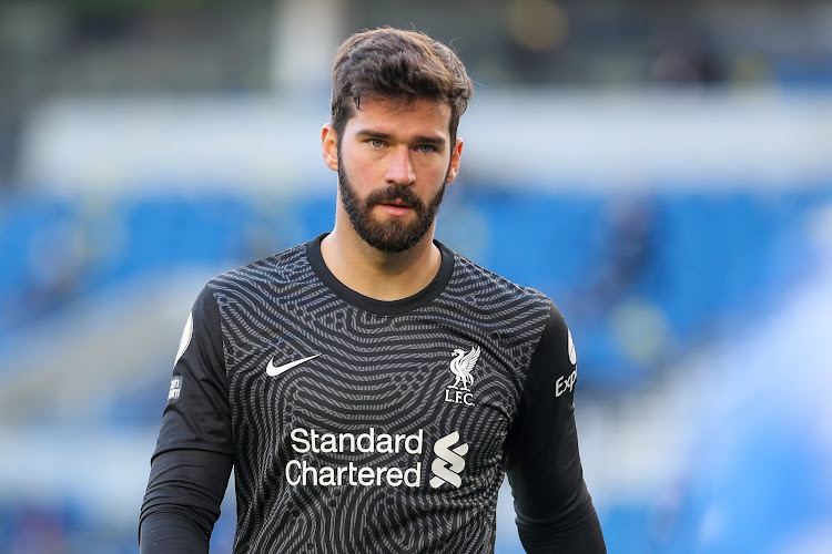 Alisson Becker prolonge à Liverpool