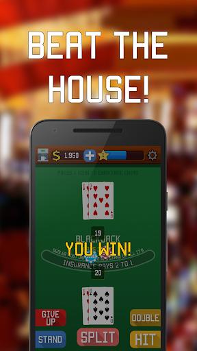 Blackjack 21 Play Real Casino 1.11 Mod screenshots 2