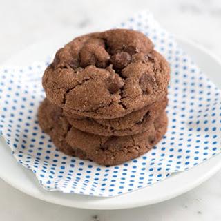Cinnamon Chocolate Cookies