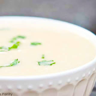 Clean Eating Slow Cooker Cream Of Chicken Soup.