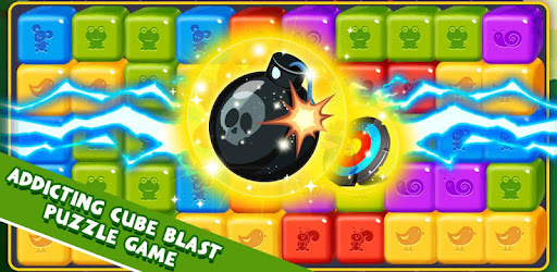 Frog Blast: Tap Cube to Blast for PC