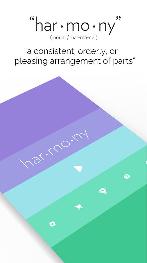 har•mo•ny- screenshot