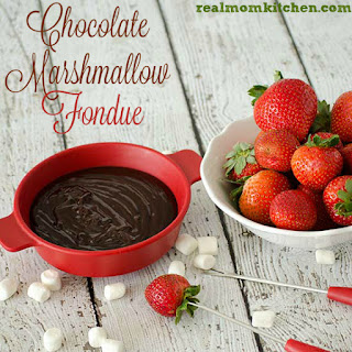Marshmallow Fondue Recipes