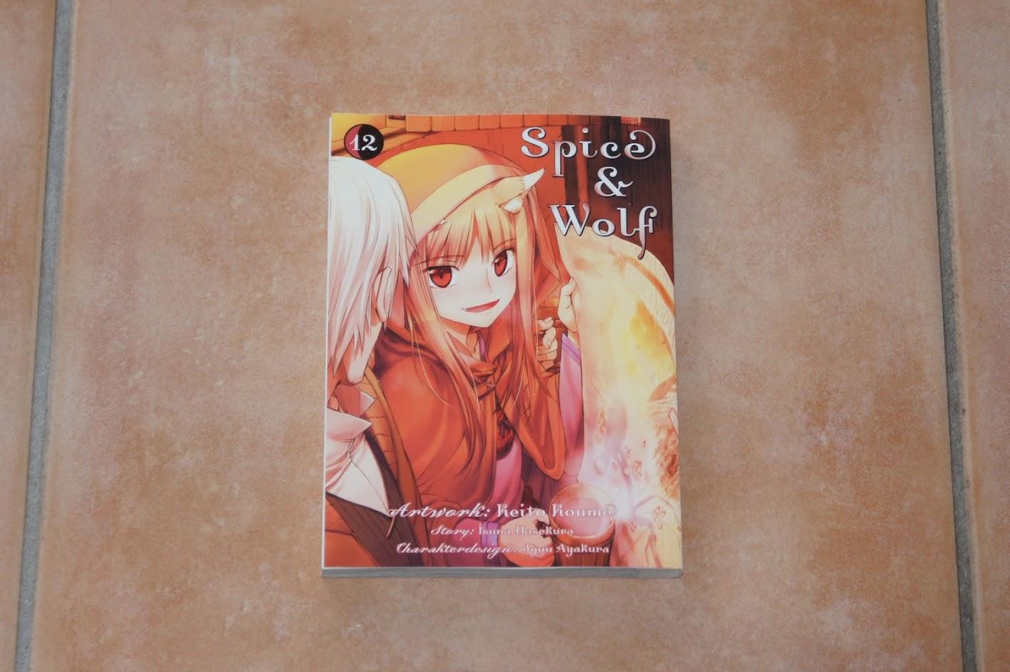 Planet Manga Spice & Wolf 12