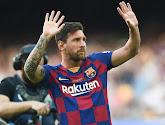 Goed nieuws voor Barcelona: Messi hervat de trainingen