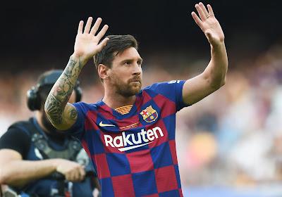 Lionel Messi fait le point sur son avenir et évoque le dossier Neymar
