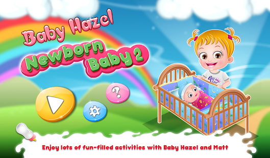 Baby Hazel Newborn Baby 2- screenshot thumbnail