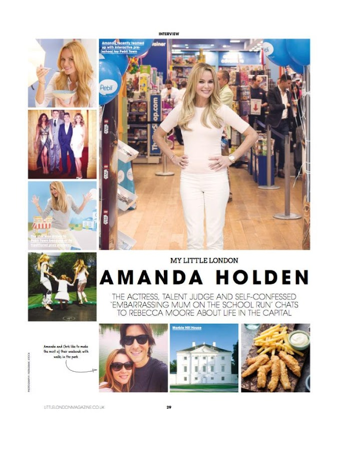 Little London Magazine- screenshot