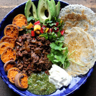 Sloppy Jane Tex Mex Bowls
