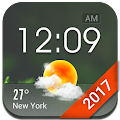 Home screen clock and weather,world weather radar download