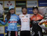 """Podium unisono tevreden na knappe race: """"En nu een Nederlandse wereldkampioen"""""""