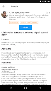eduWeb Digital Summit 2017- screenshot thumbnail