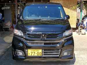 N-WGN カスタム JH2 ターボSSブラックスタイルパッケージ44wW44wWDのカスタム事例画像 KEISUKE7700さんの2020年10月16日15:41の投稿