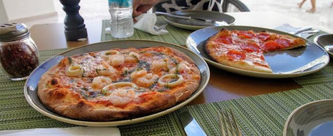 Hyatt Ziva Lorenzo's Italian restaurant