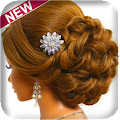 Hairstyle Changer for Girl - Images and Videos download
