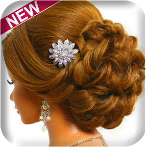 Hairstyle Changer For Girl Images And Videos Android Apps On - Hairstyle design dikhaye