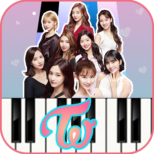 Twice Piano Game Android APK Download Free By Bulan Sabit