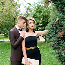 Wedding photographer Yulya Fedishin (juliafedyshyn). Photo of 12.07.2017